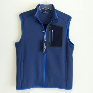 Vineyard Vines Performance Power Stretch Vest S